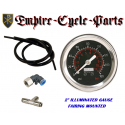 CUSTOM LEGACY GAS TANK FOR BOBBERS OR CAFE RACERS