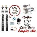 FLATSIDE GAS TANKS FOR SOFTAIL AND FXWG 1984-1999 .... 5 GALLON